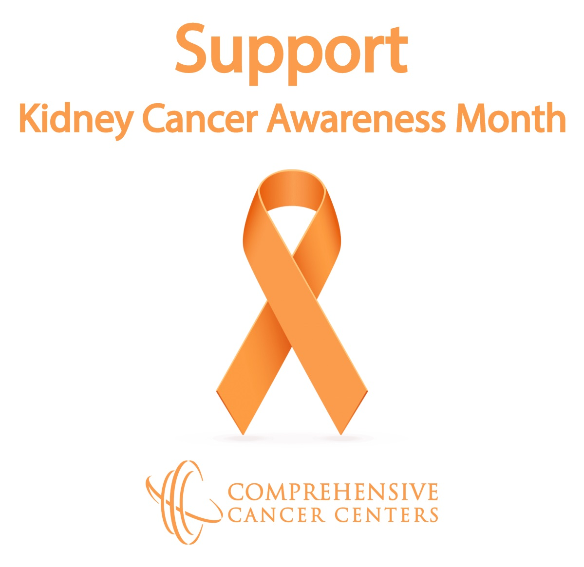 Support Kidney Cancer Awareness Month This March Comprehensive Cancer Centers